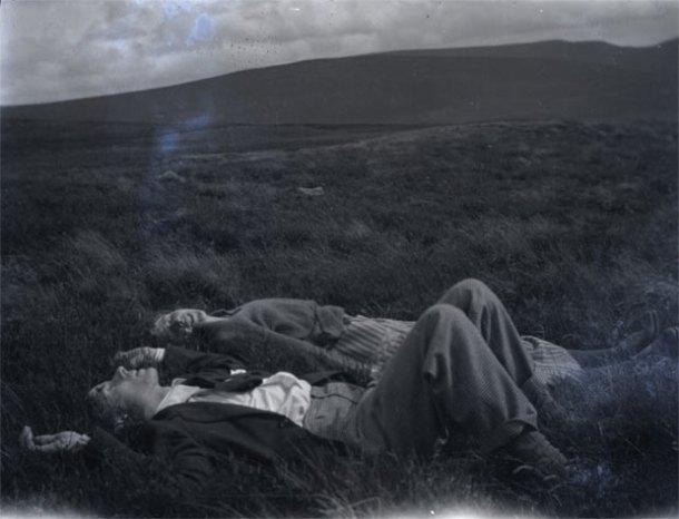 Ben and Winifred Nicholson