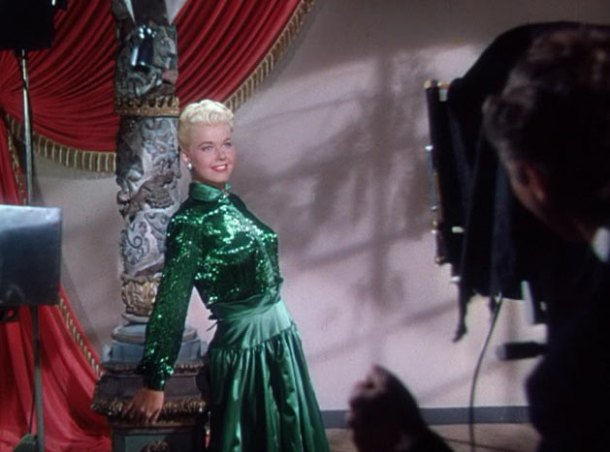 Doris Day's Cinematic Selfies