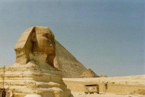 Mark Twain inEgypt