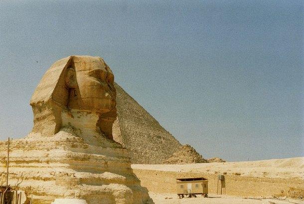 Mark Twain in Egypt