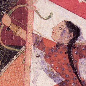 Islamic Literature's Warrior Women