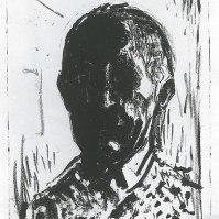 Self-Portrait in Backlight