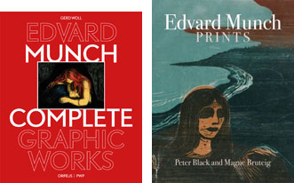 Edvard Munch's Graphic Works