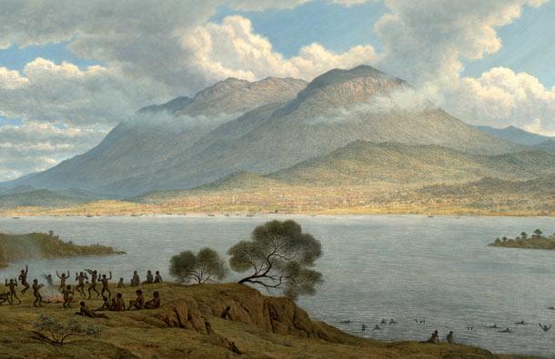 A British Genocide in Tasmania