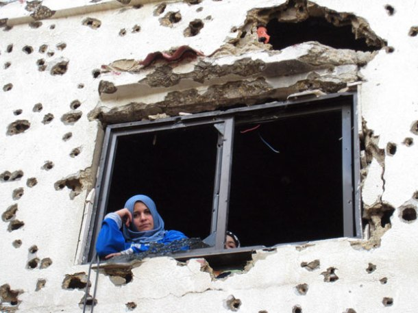 Palestinian Women and Violence in Lebanon