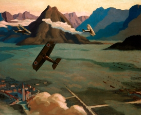 The Flying Aces of the First World War