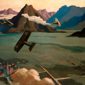 The Flying Aces of the First WorldWar