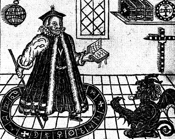 Magic Men in Early Modern Britain