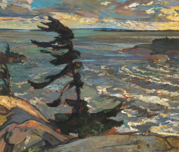 Stormy Weather, Georgian Bay