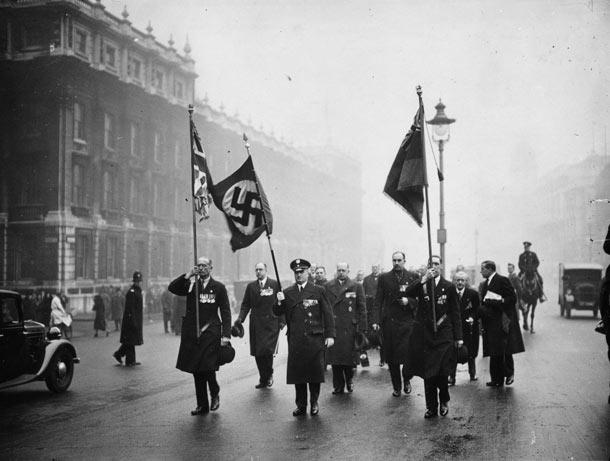 British Attitudes to the Nazis
