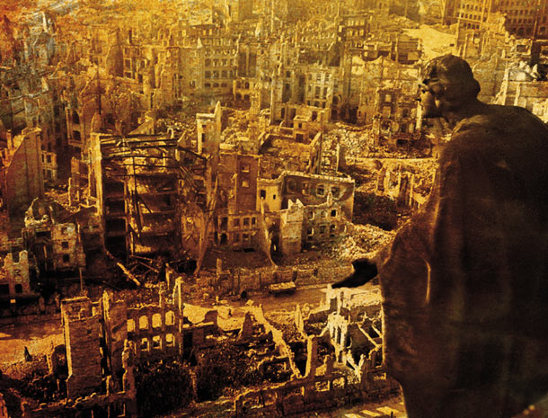 The Dresden Firebombing