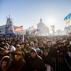 Khodorkovsky on the Maidan