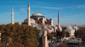 A Short History of the Hagia Sophia