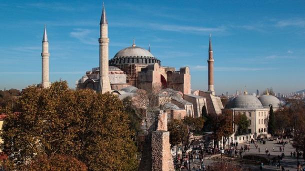 A Short History of the Hagia Sophia
