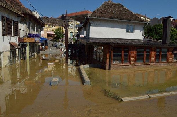BOSNIAN FLOOD LANDMINE DANGER REVEALS NEED FOR REINVIGORATED DEMINING EFFORT
