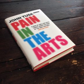 A 'Pain in the Arts' Manifesto