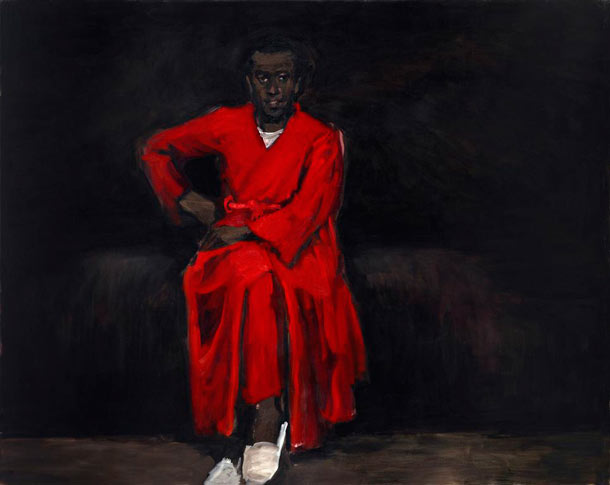 Lynette Yiadom-Boakye, Any Number of Preoccupations