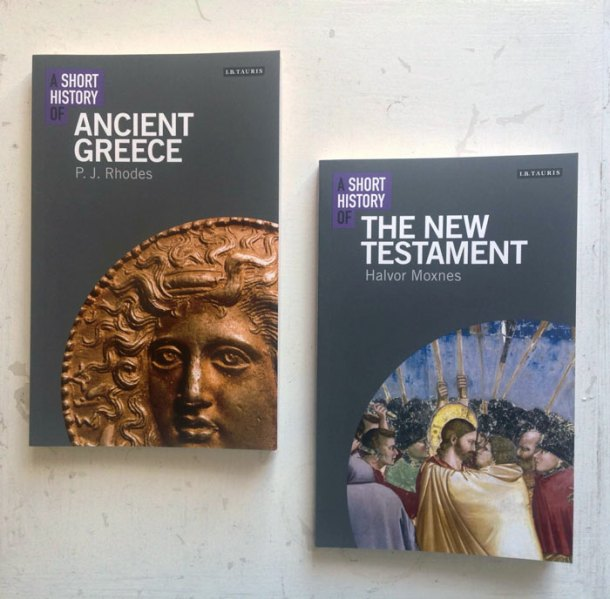 Brand new Short Histories... Ancient Greece and the New Testament