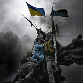 The Guardian reviews Frontline Ukraine