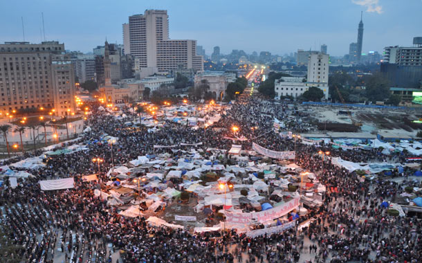 Tahrir Square, Revolution is My Name