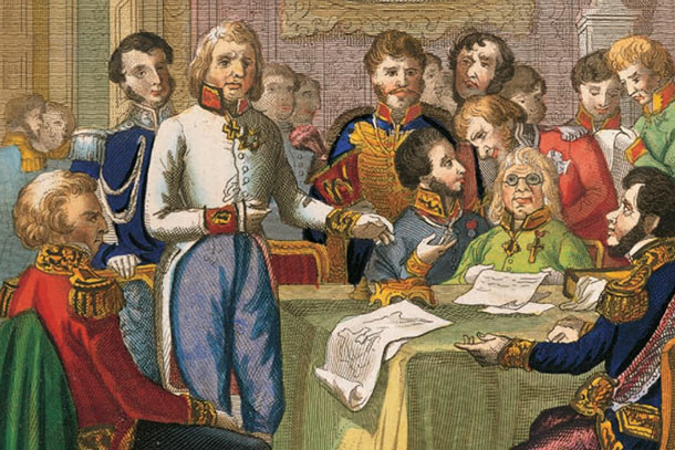 The Congress Of Vienna  200 Years On