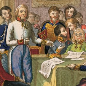 The Congress of Vienna, 200 years on