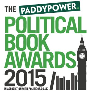 Paddy Power Political Book Awards 2015
