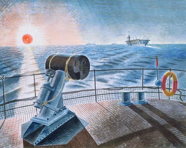 Eric Ravilious, Midnight Sun