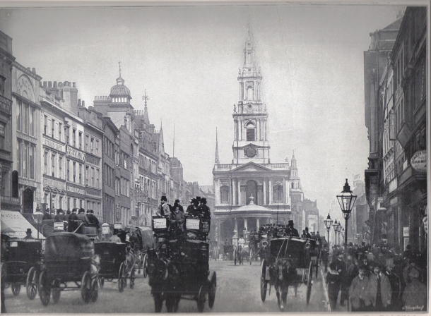 The Strand, London, Victorian London, Murder Mayhem and Music Hall