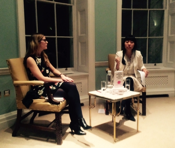 Little Emperors and Material Girls, Asia House, Jemimah Steinfeld, Book, Youth culture, China, Xiaolu Guo