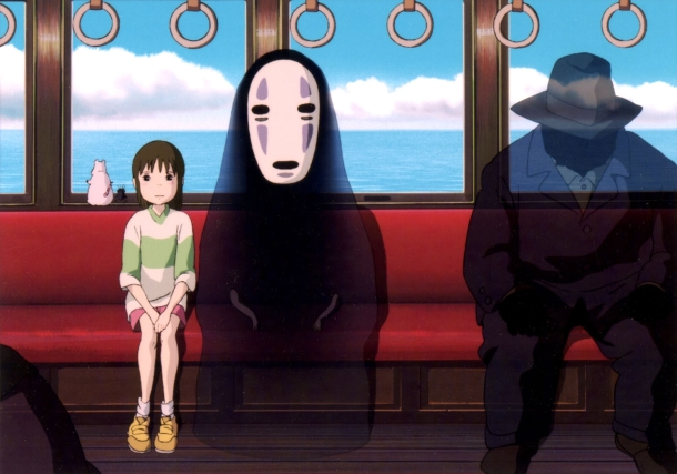 Spirited Away, Hayao Miyazaki, Family films, Cinema, Japan, Animation