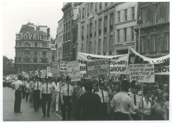 Gay Pride, London, Homosexuality, Queer identites
