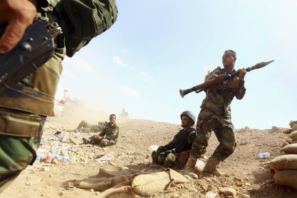 ISIS, Islamic State, Peshmerga, Militia, Kurds, War