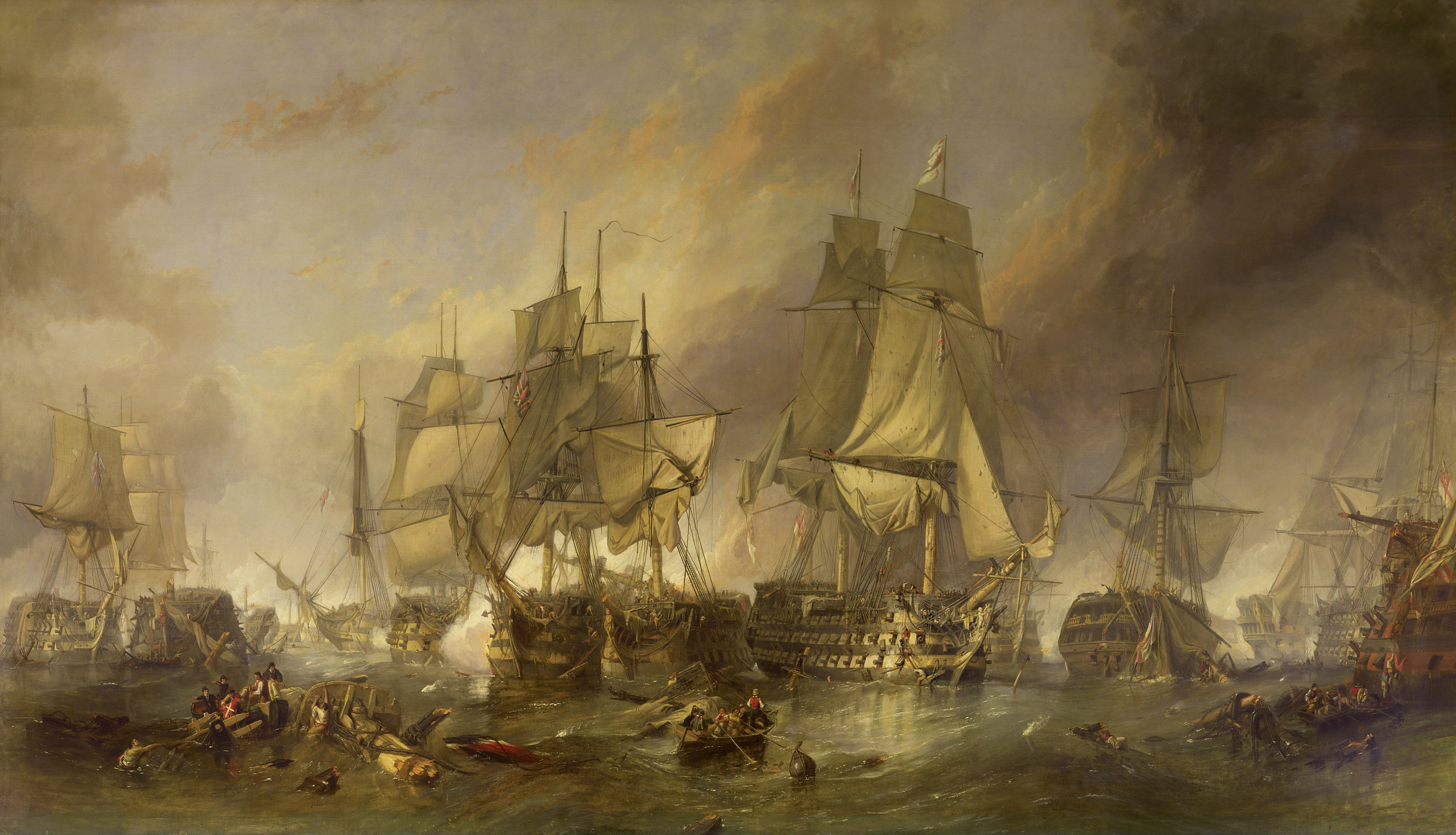 Why does the Royal Navy still celebrate Trafalgar Night? | The I B
