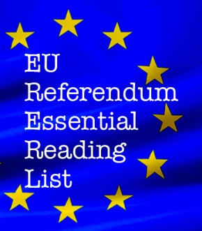 EU Referendum 2016 Essential Reading List
