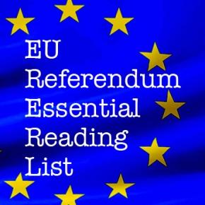 EU Referendum 2016 Essential ReadingList