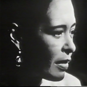 The contrivance of the casual: Billie Holiday in 'The Sound of Jazz'