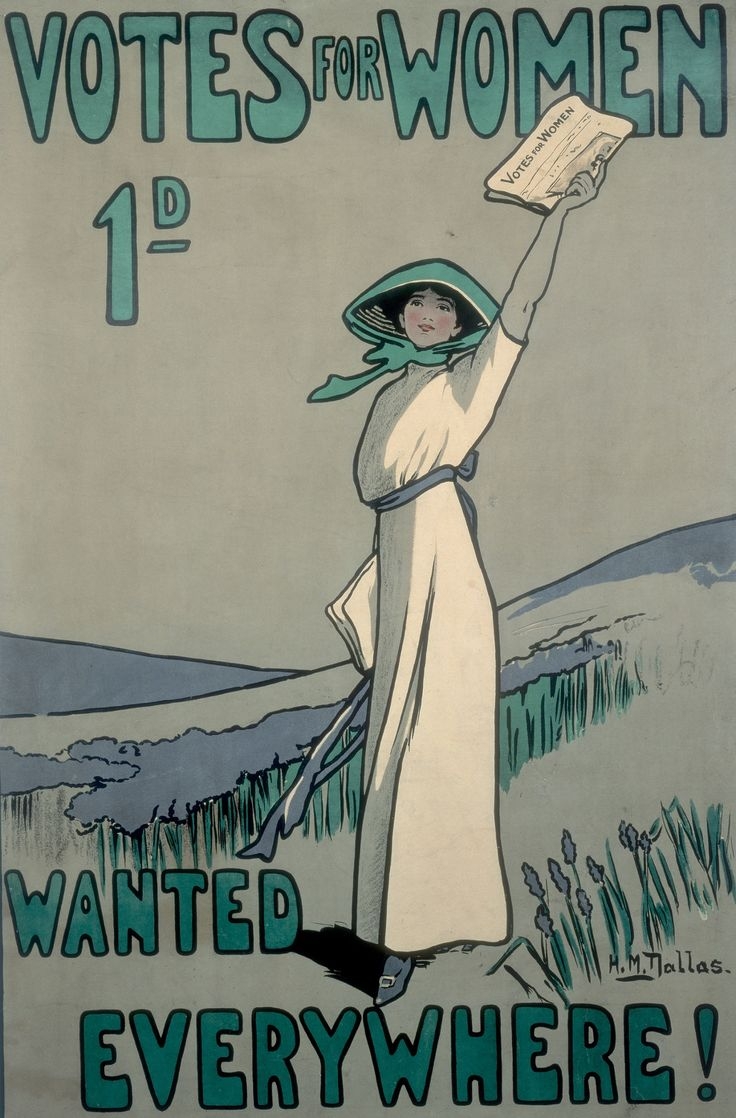 Celebrating 100 Years of Women's Suffrage in the UK – Essential