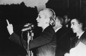 """""""An icon of beauty, fashion and activism"""": Jill Hedges on Evita at100"""